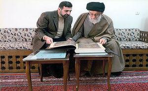 فیلم/ صادق خرازی: دیپلماتتر از آیت الله خامنهای نمیشناسم