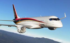 آسمان و هما ۱۰۵ هواپیما از میتسوبیشی میخرند