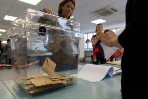 انتخابات در فرانسه