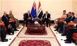 دیدار نخست وزیر استرالیا با حیدر العبادی