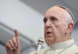 واکنش پاپ به افزایش خشونت در آمریکا