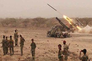 هدف قرار گرفتن خودروی نظامیان سعودی