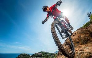 دوچرخهای عجیب که هرگز پنچر نمیشود! +عکس