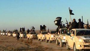 داعش رقه