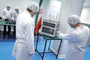 اعلام جزئیات ماهواره مخابراتی ناهید ۲