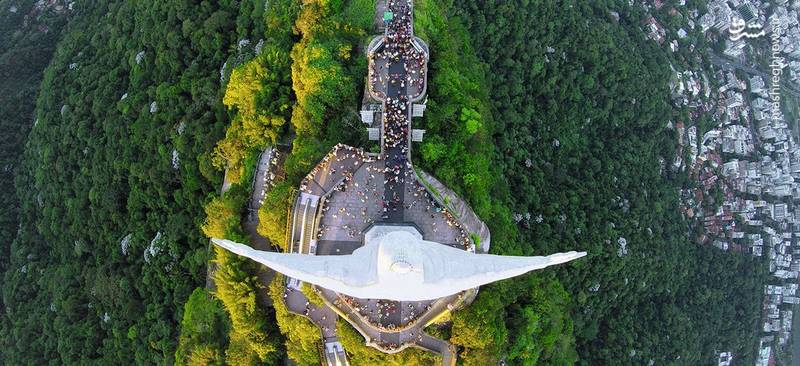 ریو دو ژانیرو، برزیل-عکس: Alexandre Salem