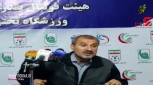 فیلم/ درگیری شدید محمد مایلی کهن با خبرنگار