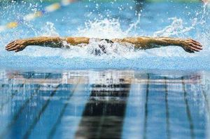 فواید شنا برای دوندگان ماراتن
