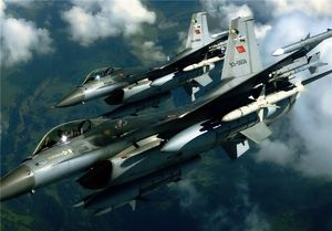 ترکیه مدعی هلاکت 70 عضو پ.ک.ک شد