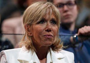 رییس جمهور احتمالی فرانسه با همسر 64 ساله+عکس