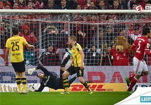 بایرن مونیخ از جام حذفی هم کنار رفت/صعود دورتموند به فینال