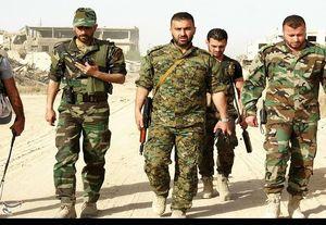 عملیات ضربتی ارتش سوریه