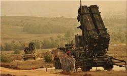 ساقط شدن یک پهپاد در مرز سوریه و فلسطین اشغالی