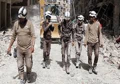 اعتراف کلیدی کلاه سفیدها در سوریه