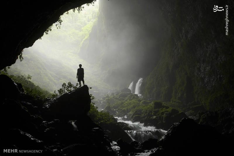 زیباترین غارهای جهان