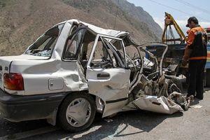 کشته شدن یک کودک و مصدومیت ۵ نفر بر اثر واژگونی پراید