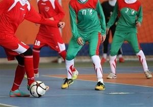 فوتبال بانوان