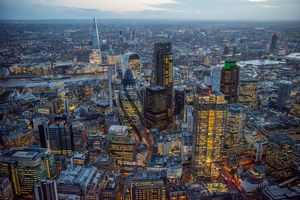 تصاویری دیدنی از شبهای لندن