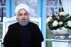 روحانی روز پاسدار را تبریک گفت