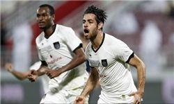 السد قهرمان جام حذفی قطر شد
