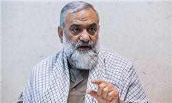 تقدیر معاون فرهنگی اجتماعی سپاه از کارگردان سریال «آرام می گیریم»