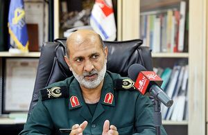 سنایی راد: تلفات تروریستها در حمله موشکی بالا بود
