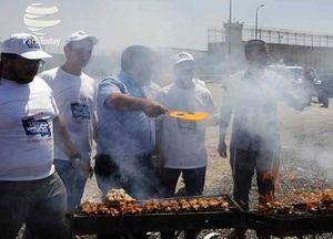 انتفاضه«شکمهای خالی» چگونه شکل گرفت/ توسل به «کباب» برای در هم شکستن مقاومت/ اهمیت اعتصاب کنونی اسرای فلسطینی +عکس