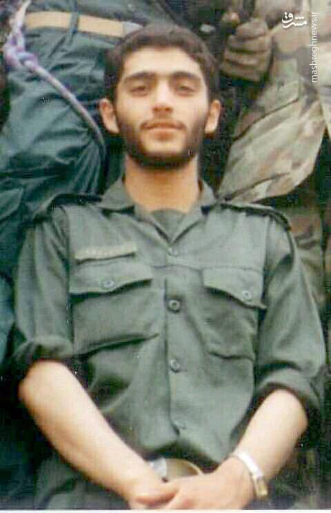 شهید محمودرضا بیضایی