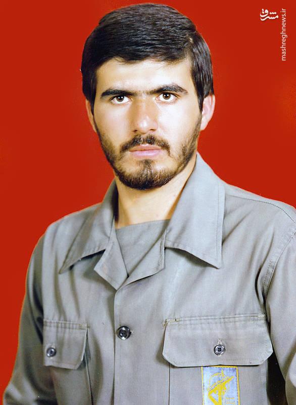 شهید محمود سعیدی ابراهیمی