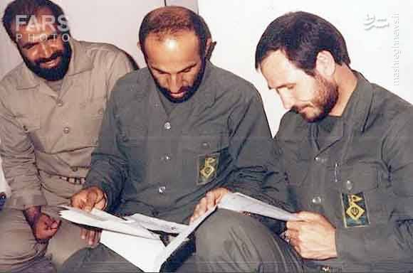 شهید حاج داود کریمی