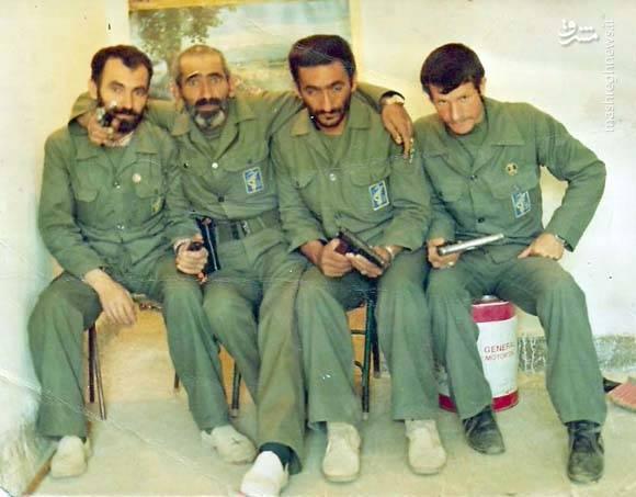 پاسداران پیشمرگ کرد مسلمان - شهید جلال بارنامه