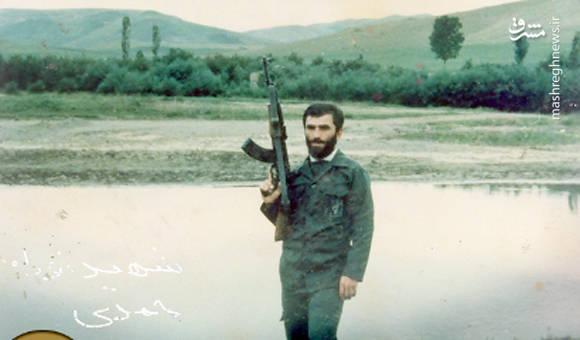 شهید سید نورالله محمدی