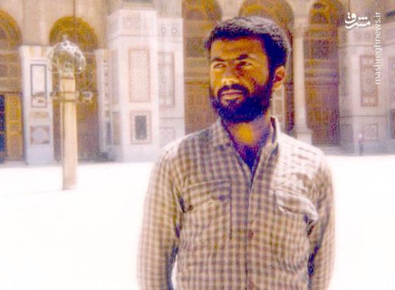 شهید حاج کاظم رستگار