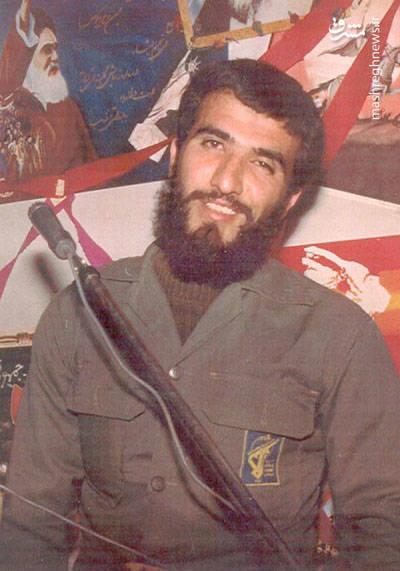 شهید محسن حاجی بابا