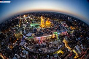 تصاویر زیبا از حرم حضرت ابوالفضل(ع)