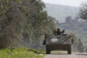 مرز اسرائیل