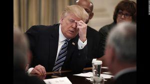 قدرتنمایی قانونگذاران آمریکایی در برابر ترامپ