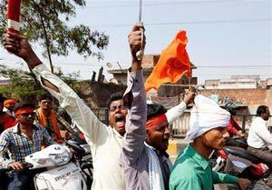 4شهید در حمله پلیس هند به مسلمانان