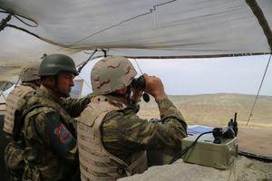 رزمایش مشترک ترکیه و آذربایجان