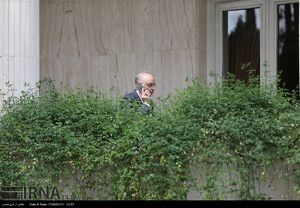 عکس/ تلفن همراه رئیس سازمان انرژی اتمی