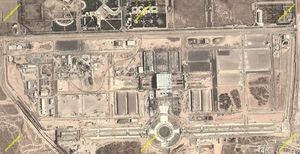 مراحل ساخت «شهر آفتاب»؛ عظیمترین پروژه نمایشگاهی کشور + تصاویر ماهوارهای