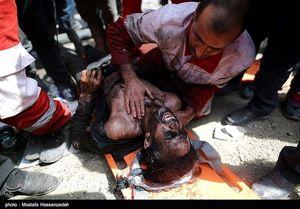 عکس/ حال نامساعد امدادگران معدن یورت