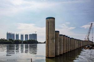 عکس/ نجات جاکارتا از غرق شدن