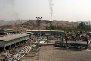 مناطق نفتخیز بر روی گسل استهلاک