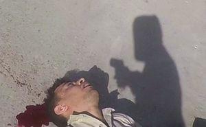 ترور آنلاین یک نظامی ارتش مصر به دست داعش+عکس