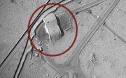 تصویر ماهوارهای از حمله اسرائیل به فرودگاه دمشق