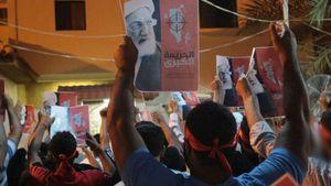 بحرین هواداران شیخ عیسی قاسم