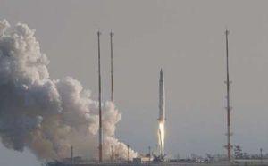 ماهواره کره جنوبی را موشک فرانسوی به فضا برد