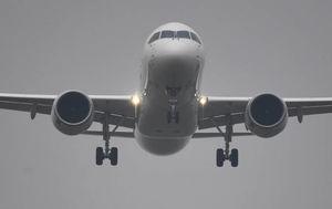 اولین پرواز هواپیمای مسافربری ساخت چین