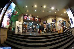 سقوط جوان ۲۱ ساله از طبقه ششم سینما آزادی